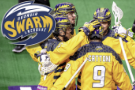 HIVE FIVE: Swarm vs. Black Wolves; FIVE GAMES IN 16 DAYS