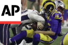 Goff, Rams' electric offense shorts out in Super Bowl defeat