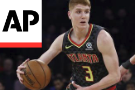Maryland product Kevin Huerter thriving in first season with Atlanta Hawks