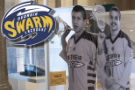"""The GA Swarm's Lyle & Miles Thompson featured at NY State Capitol in """"People of New York Exhibit"""""""