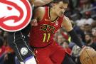Hawks top Bucks in OT on Young buzzer-beater