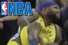 Warriors center DeMarcus Cousins has torn left quadriceps