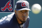 Teheran to start for the Braves against the Indians
