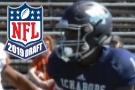 Shooting kills college football player, injures Giants' pick