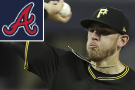 Musgrove pitches into 9th, Pirates top Braves 7-4