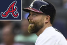 McCann homers twice, Braves with 5th straight