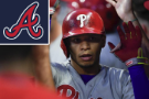 Phillies beat Braves 6-5, Newcomb exits in 3rd after hit by liner