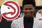 No. 10 pick Reddish sees 'perfect fit' with Hawks