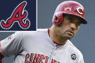 Votto, Wood power Reds past Braves