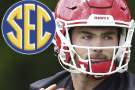 Veteran quarterbacks abound in SEC, led by Fromm, Tagovailoa
