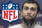 Luck announces retirement following Colts loss to Bears