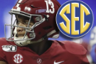 Tagovailoa leads No. 2 Alabama to 42-3 rout of Duke