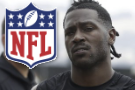 Antonio Brown not with Raiders amid reports of suspension