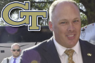 Collins' home debut as Georgia Tech coach comes against USF