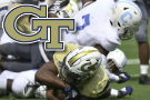 Jackets Fall in Overtime 27-24 to Citadel