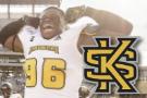 Kennesaw State runs over Alabama State 42-7