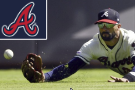 Freeman leaves Braves' 4-1 loss to Giants with sore elbow