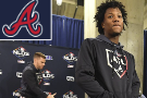 Braves' Acuña, Freeman healthy for Game 1 against Cardinals