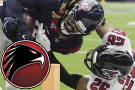 Watson throws 5 TDs, 3 to Fuller; Texans top Falcons 53-32