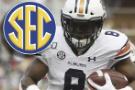Auburn-LSU showdown highlights this week's SEC slate
