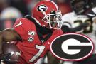 #6 Georgia rides tough defense to 27-0 win over Missouri