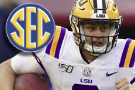 Burrow, #1 LSU hold on for 46-41 win over #2 Alabama