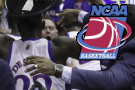 Ugly brawl at end of Kansas State / Kansas game