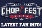 Latest Activity info for Chopfest 2020 on January 25th!