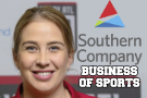 Olivia White – Rugby ATL's Director of Marketing