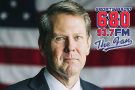 """Governor Kemp Interview on """"The Front Row"""" on Coronavirus Concerns"""