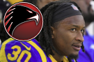 FALCONS WELCOME TODD GURLEY TO ATLANTA