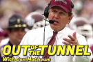 Out Of the Tunnel – Head Coach Jackie Sherrill