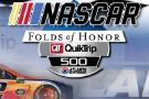 NASCAR Returns to GA For Rescheduled Folds of Honor QuikTrip 500