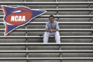 Return of college athletes gives glimpse of back to school