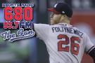 Braves designate Mike Foltynewicz for assignment after Rays loss