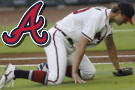 Braves ace Soroka tears Achilles, Done for the year
