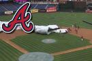 Braves-Phillies postponed due to rain, doubleheader Sunday