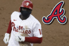 Phillies beat Braves 13-8, hit 5 homers