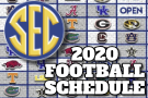 The Complete 2020 SEC Football Schedule