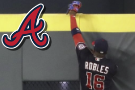 Robles catch helps Nats hold on for 8-5 win over Braves