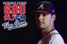 Braves Pitcher Ian Anderson debuts tonight against the Yankees