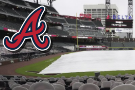 Yankees-Braves postponed by rainy weather, DH set Wednesday