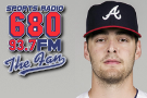 Ian Anderson debut delayed by rain; starts today