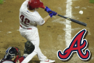 Kingery's 3-run homer in 11th lifts Phils over Braves 7-4