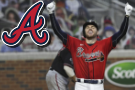 Braves split double header with Nationals