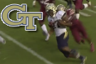 Georgia Tech edges Florida State 16-13