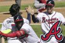 Streak breaker: Braves win first playoff series since 2001