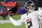 Reeling Atlanta faces surging Bridgewater & Panthers