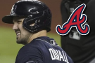 Braves LF Duvall leaves NLCS opener with left oblique issue