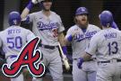 11-spot: Dodgers huge 1st in 15-3 win over Braves in NLCS